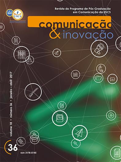 Visualizar v. 18 n. 36 (2017): Comunicação & Inovação