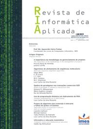 Visualizar v. 1 n. 1 (2005)