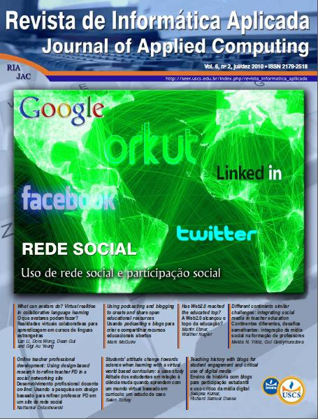 Visualizar v. 6 n. 2 (2010)