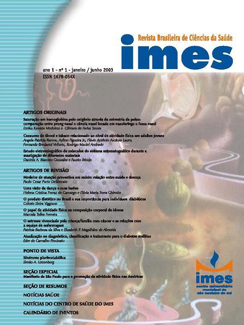 Visualizar v. 1 n. 1 (2003): Janeiro - Junho / 2003